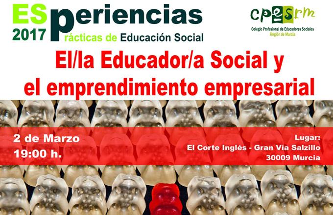 ESperiencias: El/la Educador/a Social y el emprendimiento empresarial