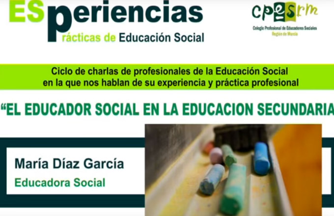 ESperiencias - El Educador Social en los centros de Secundaria